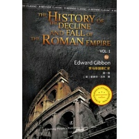 罗马帝国衰亡史=The History of the Decline and Fall of the Roman Empire:英文
