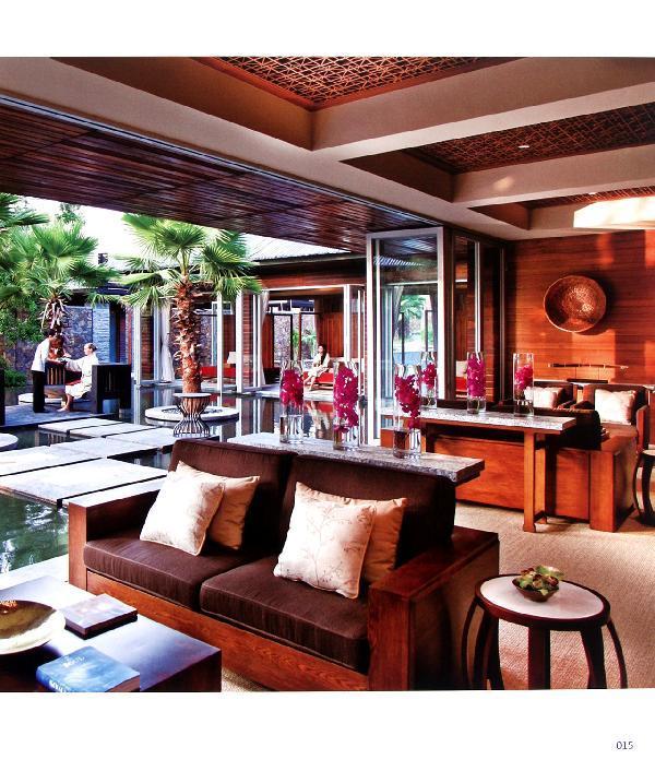 清迈文化东方度假酒店 重庆柏联spa温泉 普吉岛安娜塔拉别墅度假村