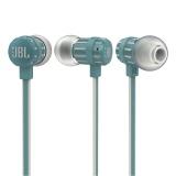 JBL  T190A (綠色)立體聲入耳式耳機