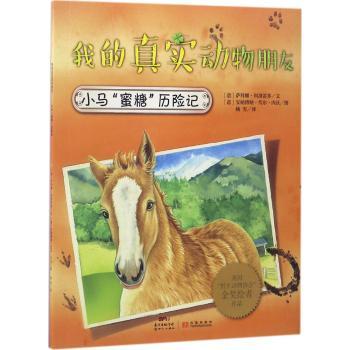 """我的真实动物朋友:小马""""蜜糖""""历险记 [11-14岁]"""