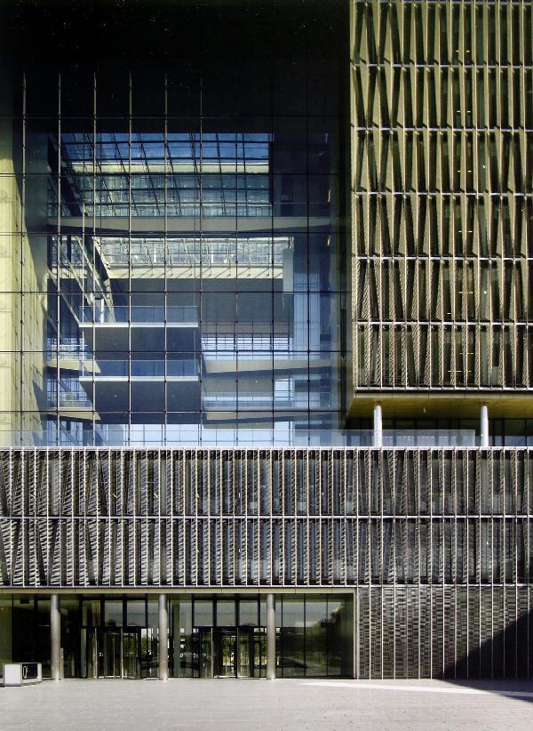 大众汽车透明工厂  特昂斯安妮卡总部  新日光能源科技总部大楼