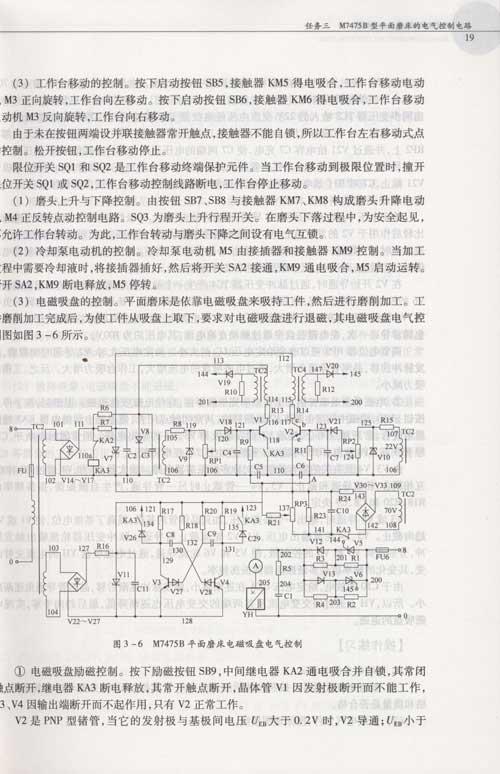 任务十一步进并行性分支流程控制程序设计——组合机床控制