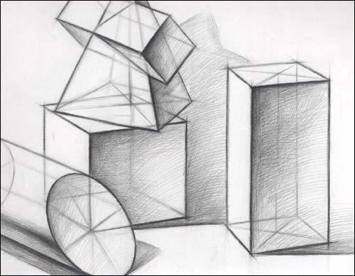 > 画里话外系列丛书:结构几何体