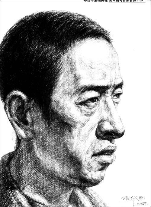 超越·美术高考百家名师—郑培华素描头像(文轩)