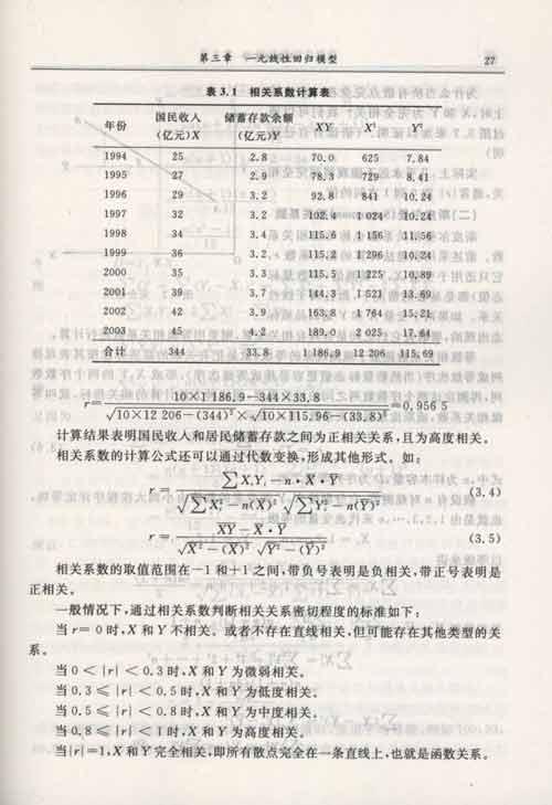 计量经济学模型方及应用(第二版)-王-学