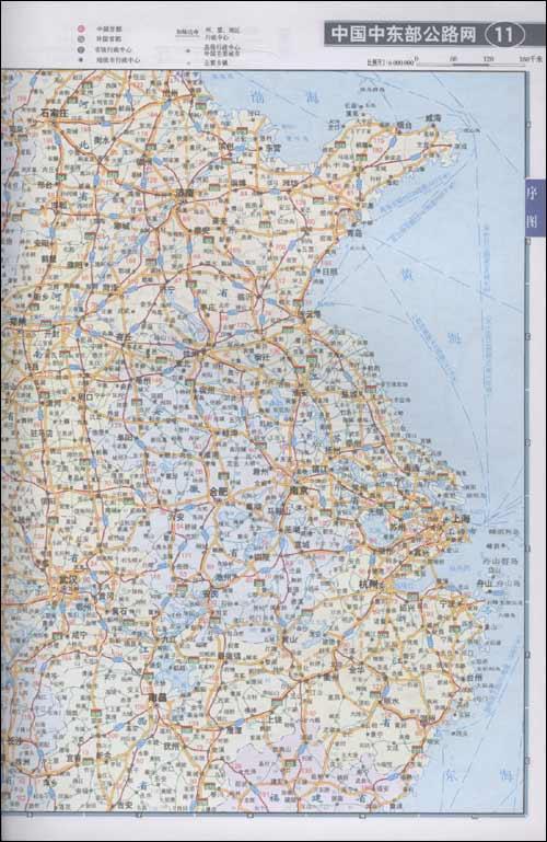 杭州市域风景区地图