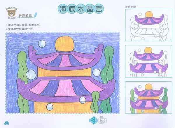 嫦娥奔月_乐乐简笔画