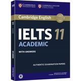 Cambridge English Offi IELTS 11 Academic with Answers