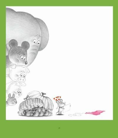 《可爱的鼠小弟17-鼠小弟的礼物:》((日)中江嘉男)