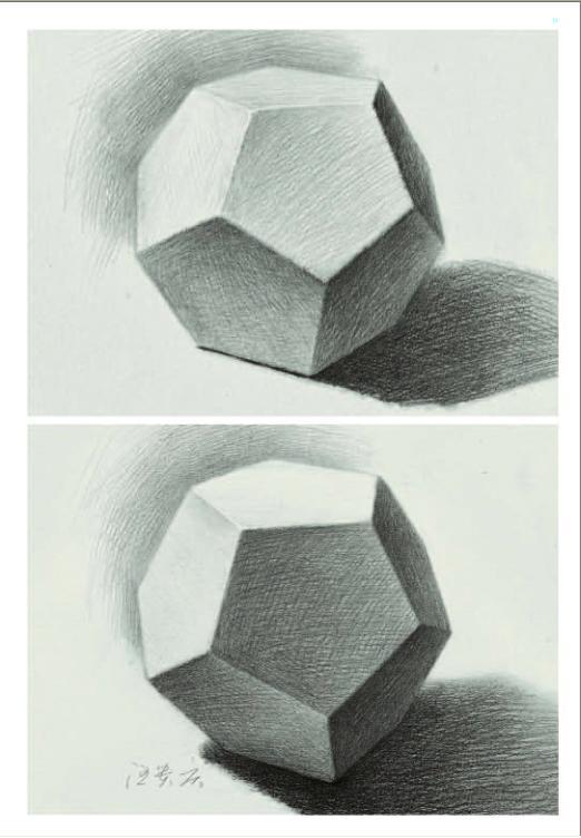 圆柱体  f.圆锥体  g.六棱锥体  h.正十二面体  i.圆柱圆锥穿插体  j.