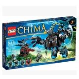 正品Lego乐高积木玩具气功传奇 猿金刚的猛猿攻击机L70008