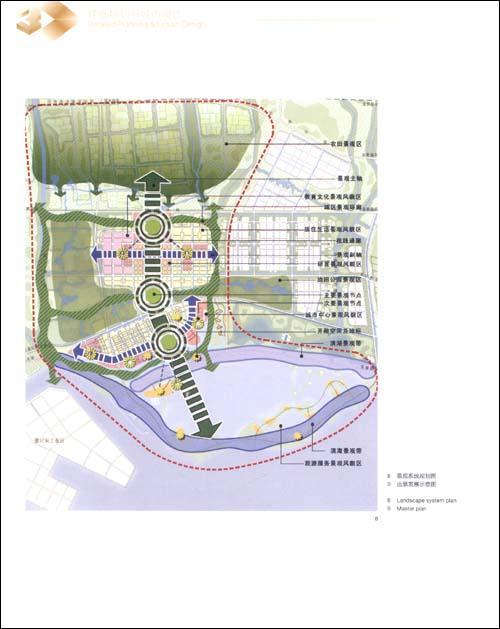 北京清华城市规划设计研究院作品集