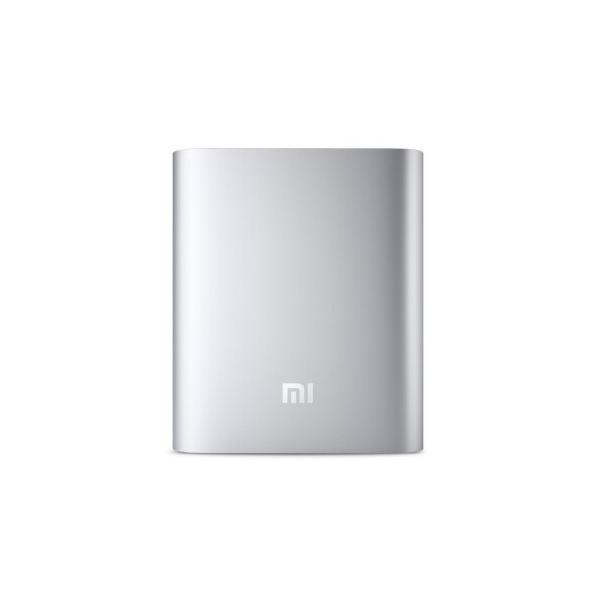 小米(mi) 移动电源 原厂正品10400mah毫安铝合金外壳