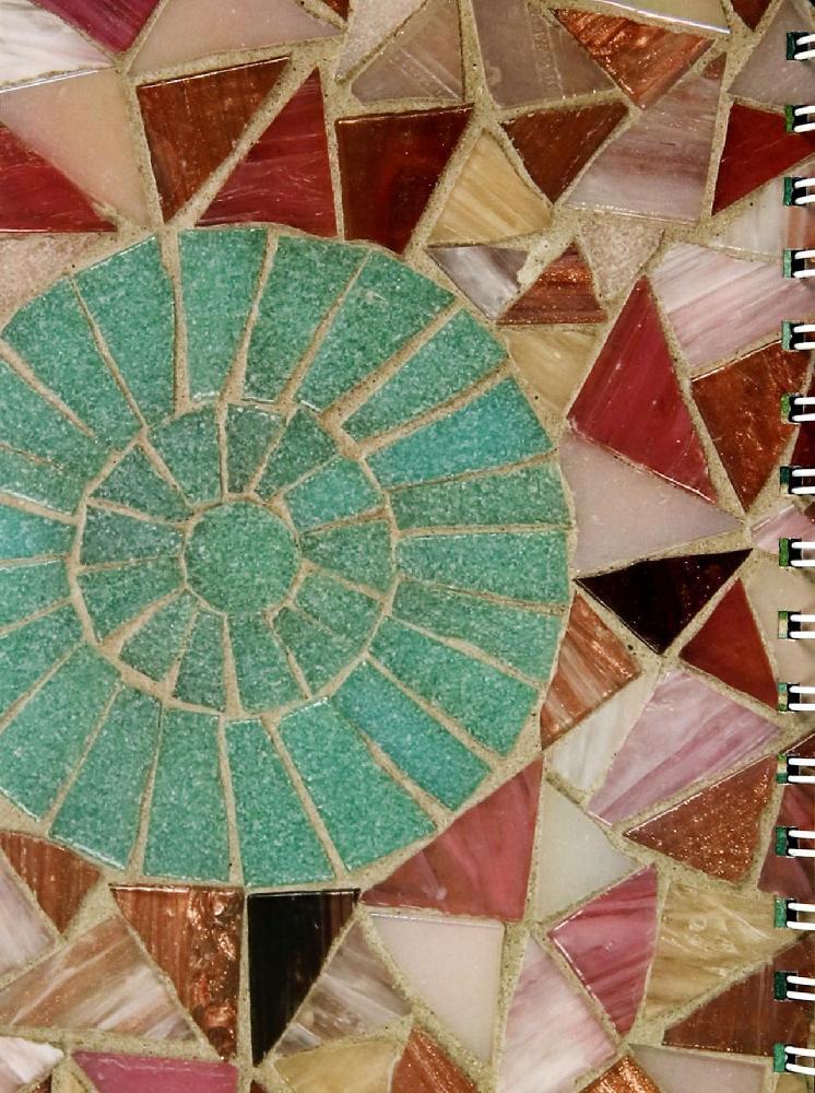 直接法  简单的填充  希巴杜彩色玻璃马赛克  二方连续图案  边框