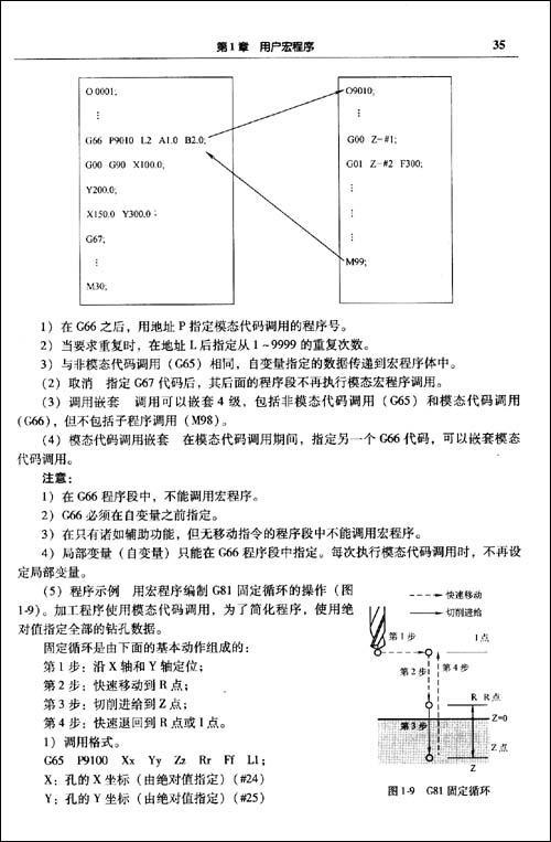 mcnc—1数控车床系统结构框图