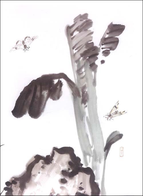 玩具乐器    目录  缘物寄情物我共化  蜻蜓的画法  蝴蝶