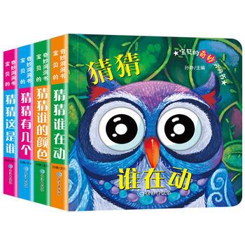 宝贝的奇妙洞洞书(4册)