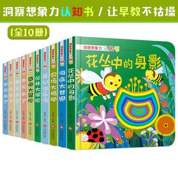 洞察想象力认知书(全10册)