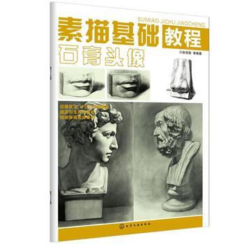 素描基础教程(石膏头像)